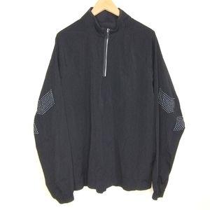 Lululemon Men's Black Half Zip Jacket